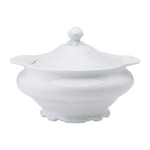 Sopeira Porcelana Branca Pomerode - schmidt
