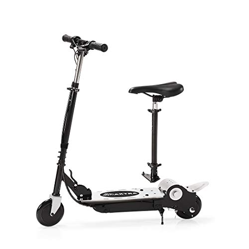 Our #7 Pick is the Maxtra E120Electric Scooter with Seat