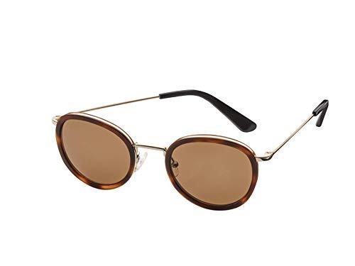 Mercedes-Benz Sonnenbrille Damen, Lifestyle havannabraun/goldfarben, Edelstahl/Acetat, glänzend, Sonnenbrille, Brille, Damen, Lifestyle, havannabraun, Gold, Edelstahl, Acetat