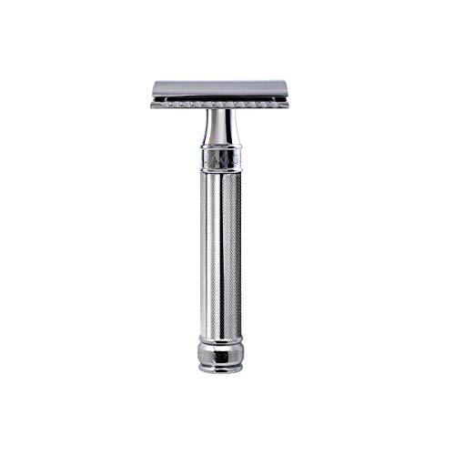 Maquinilla de afeitar Edwin Jagger DE89KN Cromo Brillo