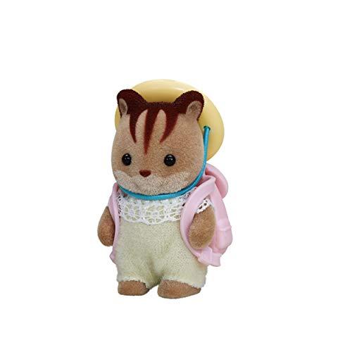 Sylvanian Families 5406 Walnuss Eichhörnchen Baby - Figuren für Puppenhaus