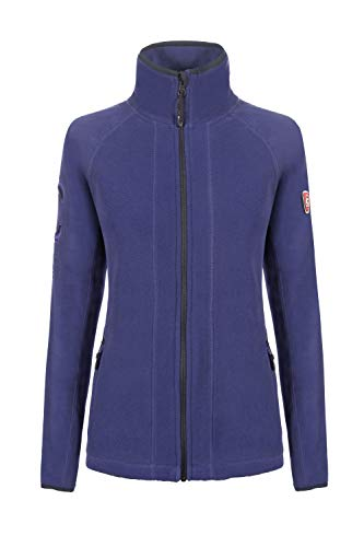 Cavallo Fleecejacke Ladina royal Blue HW 18/19, Ca18_19_Gr.:46