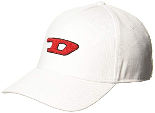 DIESEL Cappello Dsquared in Cotone 00SW2U White Size:2