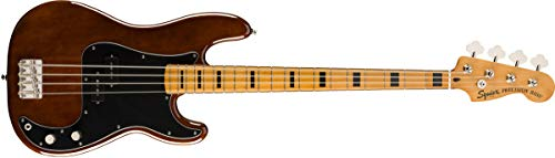 Fender Squier Classic Vibe 70s Precision Bass MN Walnut. Bajo Eléctrico