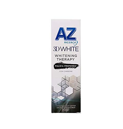 3D White Whitening - Toothpaste with charcoal 75 ml