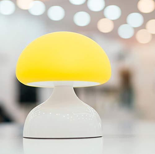 LED cartoon siliconen nachtlampje draagbare oplaadbare lamp slaapkamer voor kinderen 108 x 108 x 123 mm
