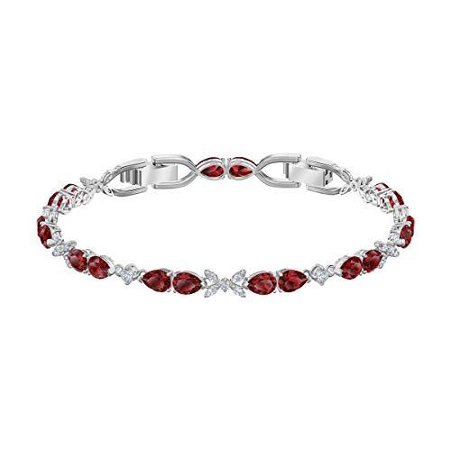 Swarovski Damen Tennisarmbänder Vergoldet - 5495264