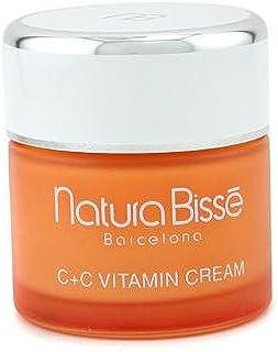 ナチュラビセ C+C Vitamin Cream - For Normal To Dry Skin 75ml/2.5oz並行輸入品