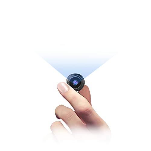 MHDYT Mini Camara Espia Oculta, 1080P HD Micro Camara Vigilancia Grabadora de...