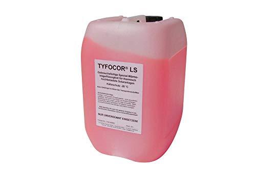 Solarflüssigkeit Frostschutz fertig gemischt, TYFOCOR LS, 10 Liter im Kanister - Langzeitkorrisionsschutz