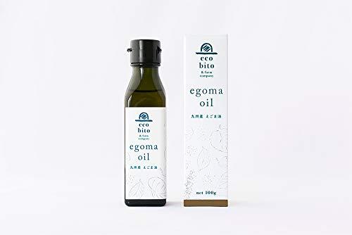 えこびと農園 九州産 えごま油 Perilla Oil 100g