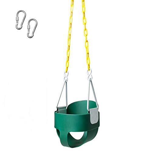 Heavy Duty High Back Toddler Bucket...