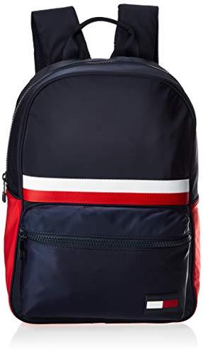 Tommy Hilfiger Herren Sport Mix Backpack Corp Geldbörse, Blau (Corporate), 1x1x1 cm