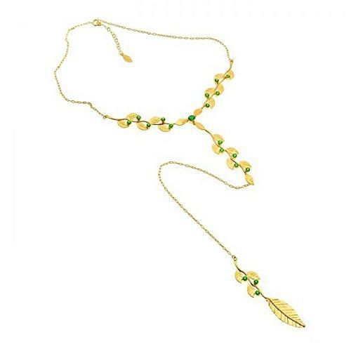 Turmalina & Durando Collar Artemis con Piedras Preciosas Swarovski