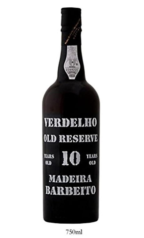 間違っているデザイナー効果的バーベイド マディラ ヴェルデーリョ10年 19度 700ml