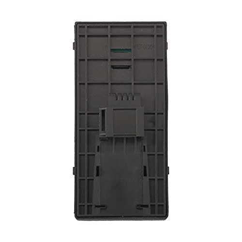 Qivor Botón del Interruptor de Control del Control Maestro de energía eléctrica del Conductor para Audi A4 S4 B6 B7 RS4 para Seat EXEO 8E0959851B 8E0 959 851 8E0959851