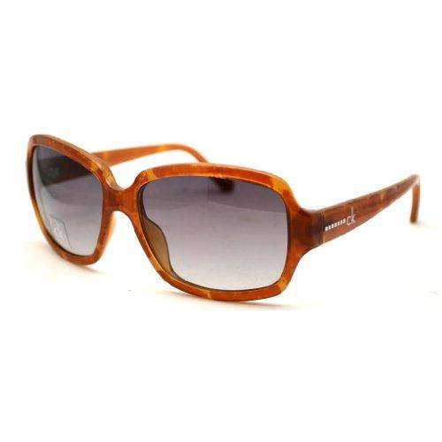 CK Calvin Klein Sonnenbrille CK3099S 60/16/BLONDE HAVANA