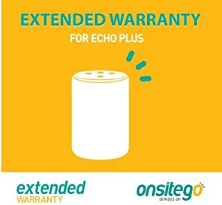 Onsitego 2 Years Extended Warranty for Echo Plus (Email Delivery)