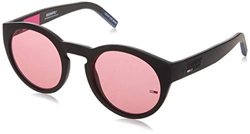 Tommy Hilfiger TJ 0003/S gafas de sol, MTT NEGRO, 49 Unisex Adulto