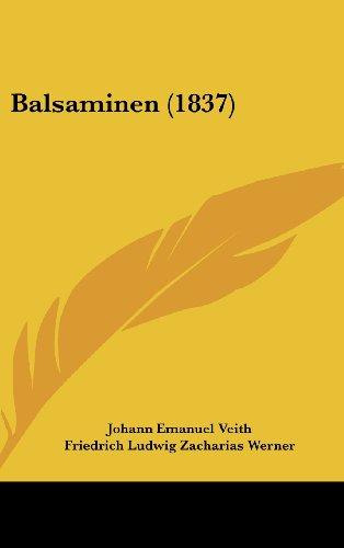 Balsaminen (1837)