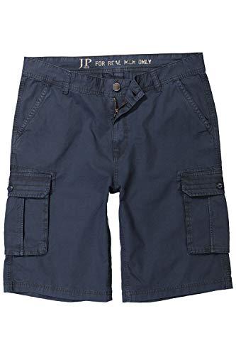 JP 1880 Herren große Größen bis 70, Cargo-Bermuda, Shorts, Kurze Hose, 6 Taschen, Nachtblau 60 717028 79-60