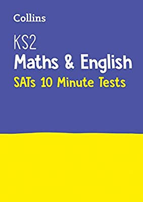 KS2 Maths and English SATs 10-Minute Tests: for the 2019 tests (Letts KS2 SATs Success) from Letts