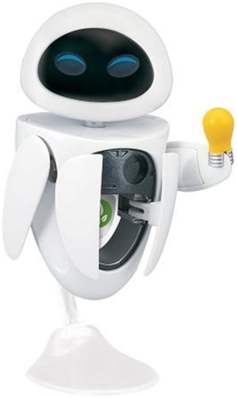 Disney Pixar - Wall E - Recherche et Protégez Eve - env. 20cm - avec beaucoup d'accessoire