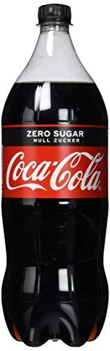 test Coca-Cola Zero Sugar, 4 x 1,5 l Deutschland