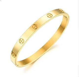 Women Golden Rhodium Plated bracelet