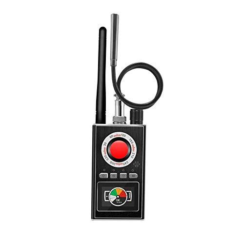 TOMLOV Rilevatore di bug con telecamera nascosta, rilevatore anti-spia K88 con LCD, localizzatore GPS wireless con segnale RF Localizzatore di intercettazione con funzione AI extra