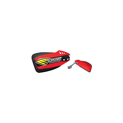 Cycra Stealth DX Handguards (RED)