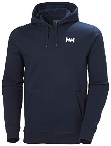 Helly Hansen Active Hoodie, Felpa con Cappuccio Uomo, M, Blu (Navy)
