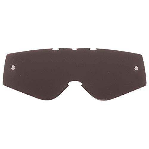 O'NEAL   Motocross-Brillen-Ersatzteile   Motorrad Enduro   Ersatzglas für die B-Zero Brille, Kratzfest, UV-400 Schutz   Spare Lens B-Zero Goggle   Grau   One Size
