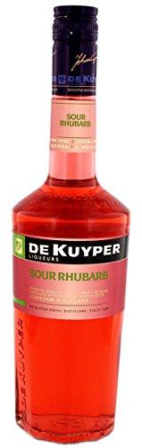 De Kuyper Sour Rhubarb (Saurer Rhabarber) 15{6a24a9a288c07f0db4a3a56dbbcc74f3f11bec25ae321835c9c288b905ae57ec} 0,7l