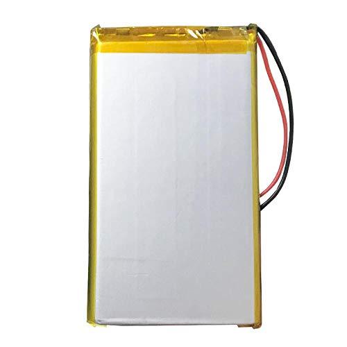 ZJBKX 3.7v 10000mah 8565113 Litio PolíMero De Litio. CéLulas Recargables del Li-Ion Li Po De La Batería para El Dispositivo MéDico De Los GPS del DVD De La Tableta