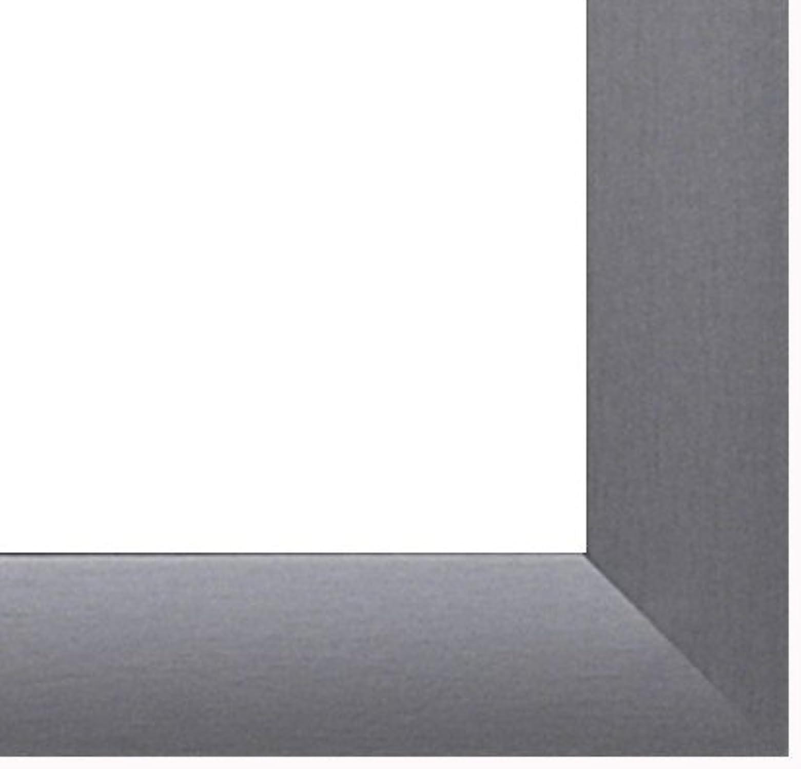de moda Marco Marco Marco Colorado 80 x 56 cm en MDF, marco en estilo moderno 56 x 80 cm, Color seleccionado  antracita con vidrio acrílico antirreflector 1 mm  las mejores marcas venden barato
