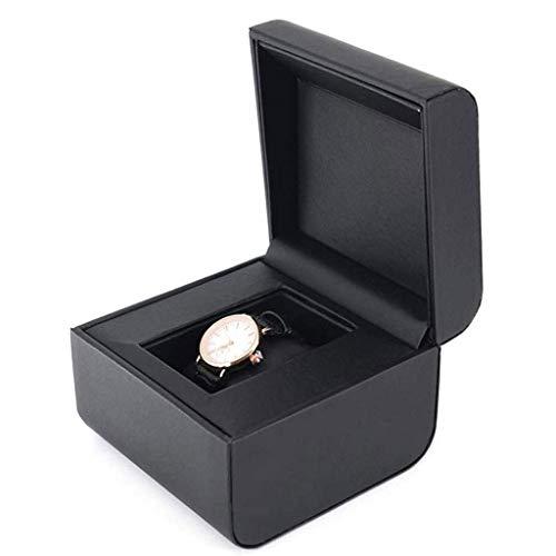 Gymqian Guarda Box Organizer Collector - Regalo Imballaggio, Nero, Argento, Blu, Gold11 * 11 * 8.5 cm Usscale. / B