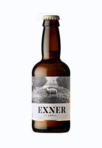 EXNER Craft Apple Cider - Sidra Artesana 100% Manzana - Sin Concentrado (6 x 33 cl)