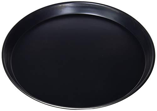 Paderno 11744-32 Poêle à pizza résistante, EnFer, 32 cm, Bleue