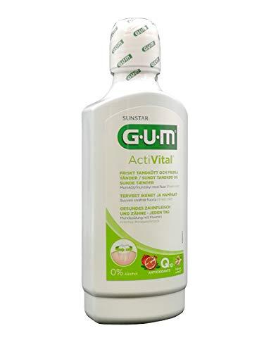 GUM ActiVital Mundspülung 500 ml