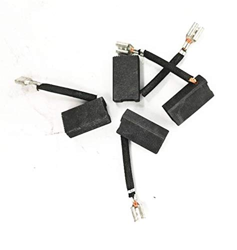 WenJiaShanGDSH Accesorios de Motor Cepillo de Carbono DW708 Reemplace for DEWATL DW716 DW718 DW703 DW706 DW368 DW369CS DW712 DW715 DWS780 DW717 DW744X Pieza de Herramienta eléctrica (Color : 2 Pairs)