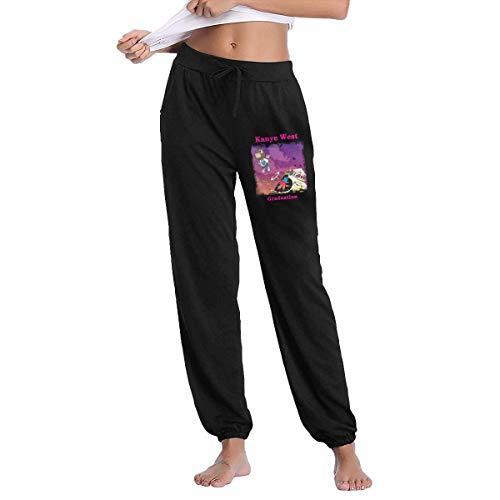 shenguang Kanye West Graduation Long Pants Women Sweatpants Jogger Pants Gym Yoga Trousers