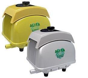 Alita Luftpumpe High-Blow AL-80FD, 70l/min bei 1,5 Meter, 18mm Ausgang, 80 Watt