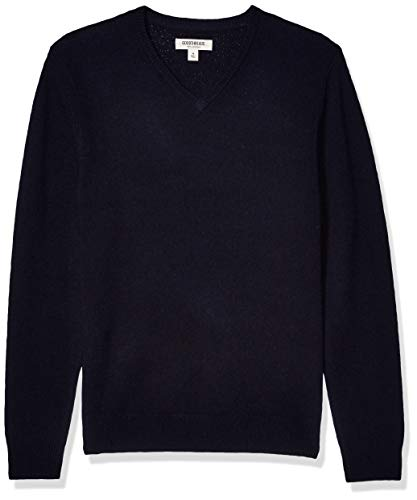 Dark Navy Blue Police Men's Sweater