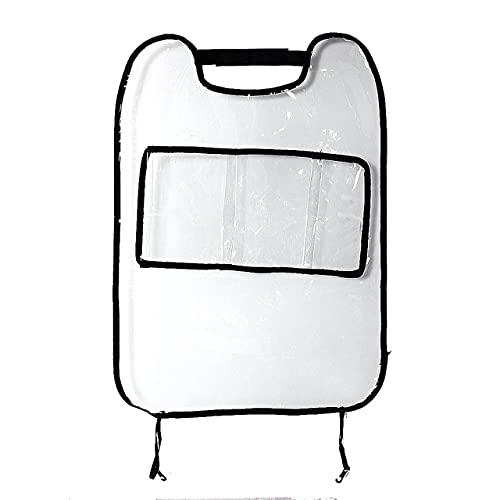 Easyeeasy Housse de protection de siège automatique de voiture pour tapis de protection pour enfants sac de rangement boue propre garde-boue pour enfants...