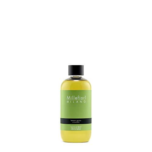 Millefiori Natural Refill for Stick Diffuser, Glas, gelb, 250 ml