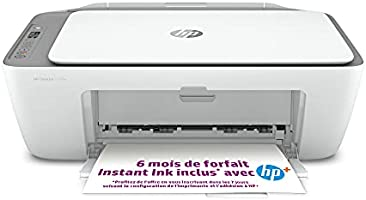 HP DeskJet 2720e Imprimante tout en un - Jet d'encre couleur – 6 mois d'Instant Ink inclus avec HP+, vos cartouches HP...