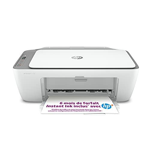 HP DeskJet 2720e Imprimante tout en un - Jet...