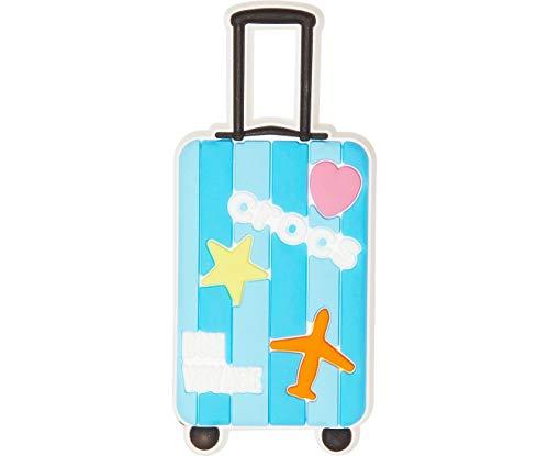 Crocs Urlaub Jibbitz-Anstecker | Individualisieren Sie Ihre Crocs mit Jibbitz Crocs Suitcase One-Size