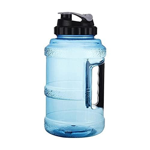 Jarra de Agua - Botella de Agua Grande de 2.5L Botella de Agua Grande Reutilizable Plástico A Prueba de Fugas Inodoro Hervidor de Boca Ancha Gimnasio Fitness al Aire Libre - Bule, r1
